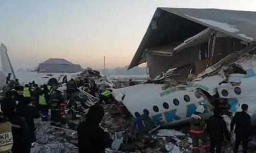 Bek Air Jatuh Beberapa Detik Selepas Landas, 12 Korban Tewas