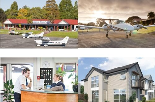 Biaya Sekolah Pilot Ardmore Flying School New Zealand