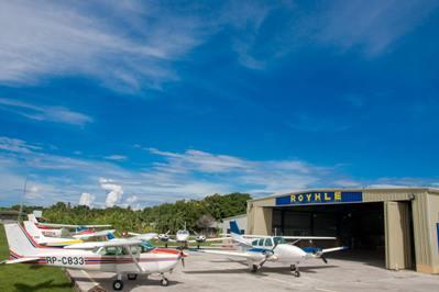 Sekolah PilotRoyhle Flight Academy Filipina